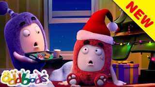 ODDBODS | Santa Fuse's Delivery Trouble | CHRISTMAS 2020 | Cartoons For Kids
