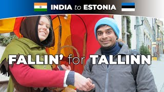 Travel Vlog: Fallin' for Tallinn