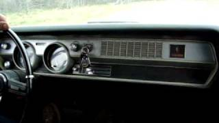 67 442 Olds country road test