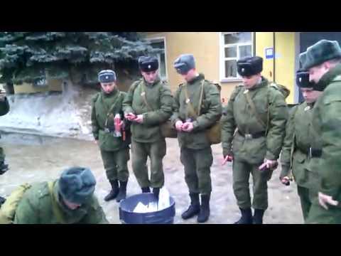 командир батальона вч