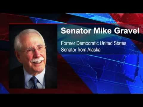 Sen. Mike Gravel: Extraterrestrial Influence That Is Investigating Our Planet