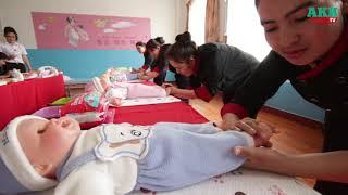 Moyu County vocational skills training center | Центр профессионального обучения Моюй в Синьцзяне