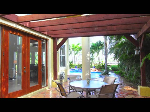 Delray Beach Waterfront Real Estate | 405 SE 7th Avenue, Delray Beach, Florida 33483