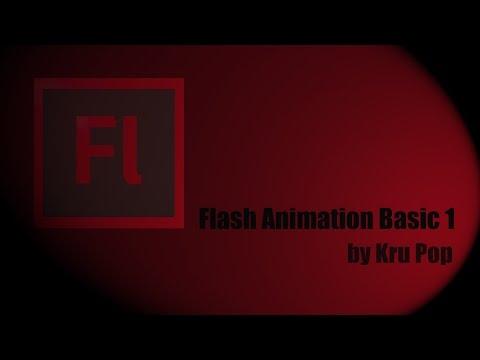Flash Animation :  Basic 1 by Wicha Thawonsiri (Kru POP)
