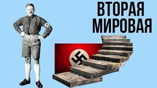 8 шагов к Второй мировой войне