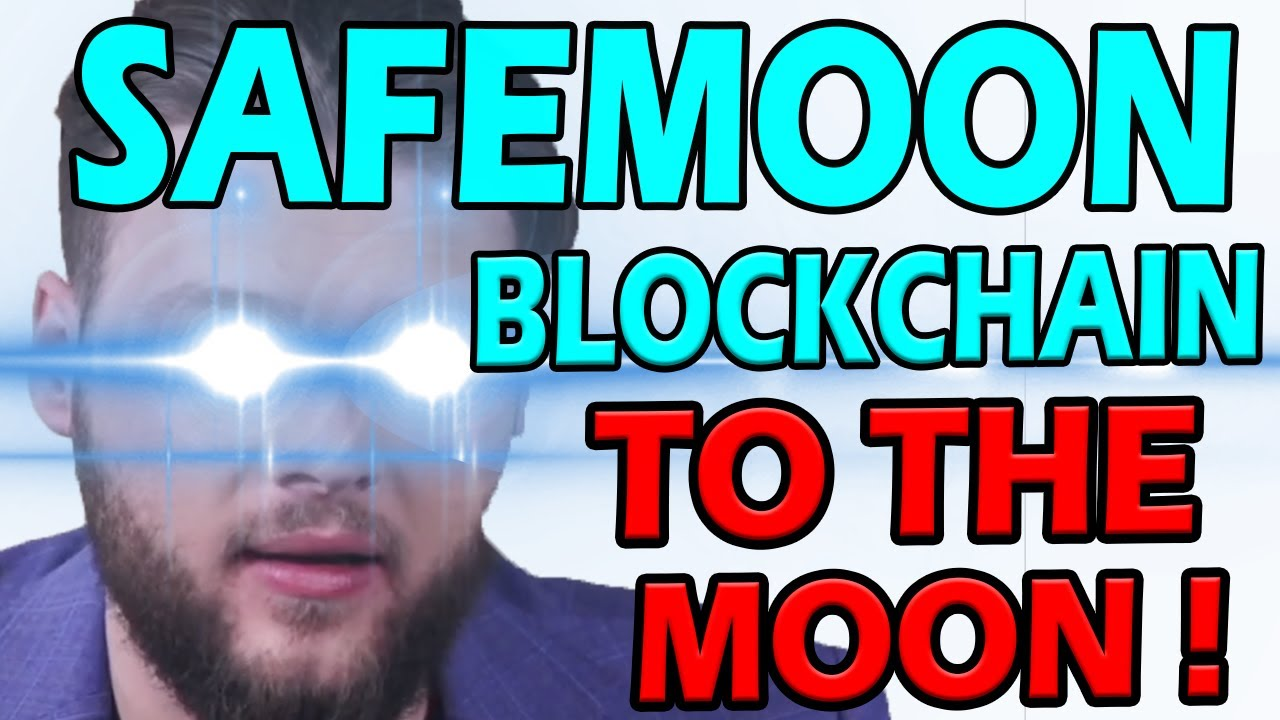 Safemoon BLOCKCHAIN HUGE VISION UNVEILED ? Big Safe Moon News and Price Prediction Update  ?⚡