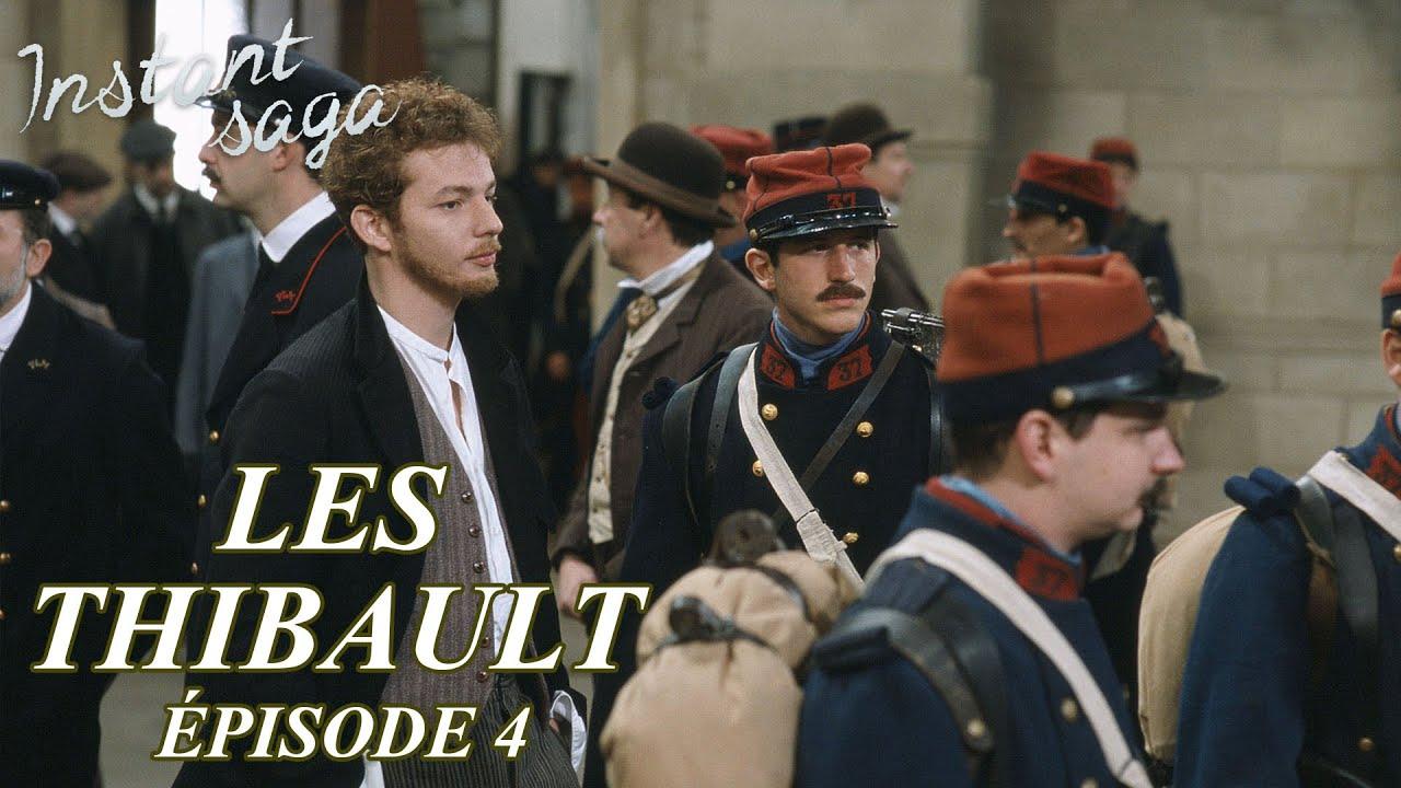 Les Thibault | 4ème épisode - L'été 14 - dernier épisode | TÉLÉFILM INTEGRAL