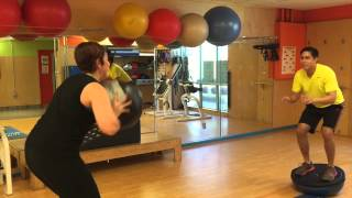 Bosu Strength & Balance Training