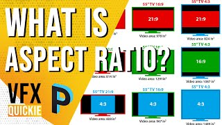 Which Is The BEST ASPECT RATIO ? - VFX QUICKIE [HINDI]