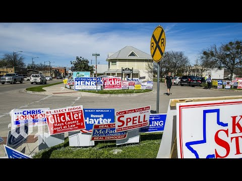 Texas primary indicates liberal enthusiasm