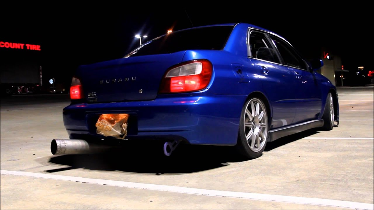 Bubaru 5 Inch Blast Pipe Youtube