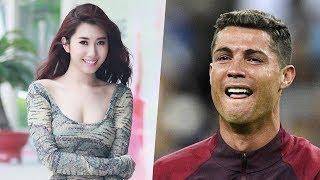 Khi con gái không thích con trai đá bóng giỏi | THÚY NGÂN