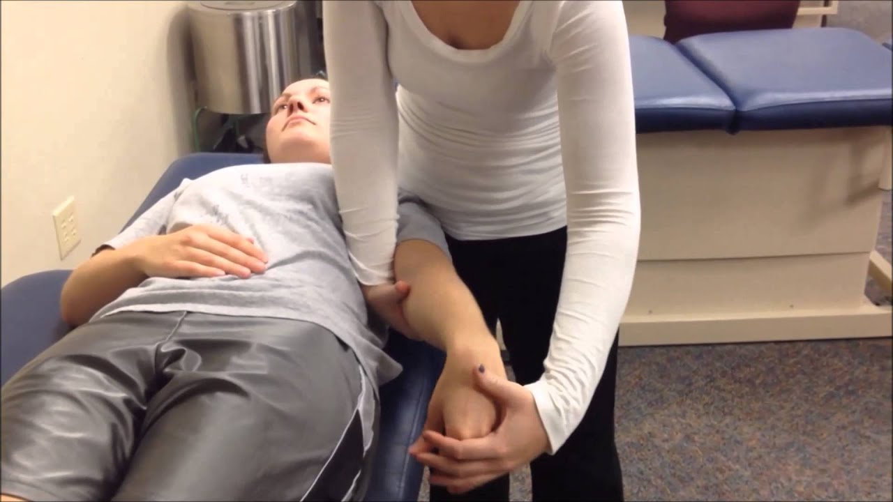 Special Test of the WeekThe Upper Limb Tension Test for