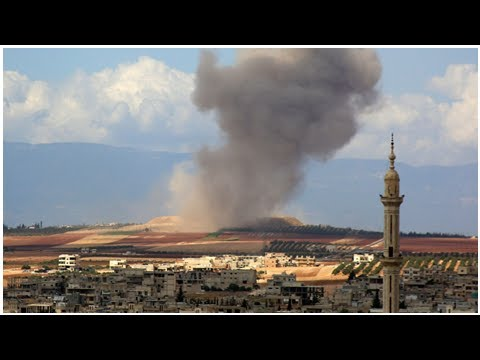 What the Battle for Idlib Really Comes Down To