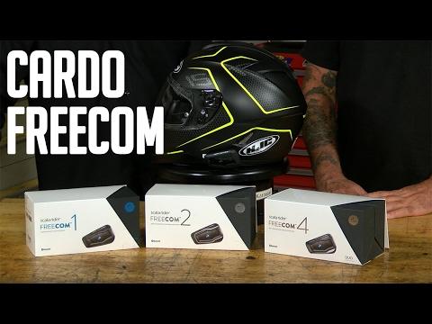 Cardo Freecom Headset