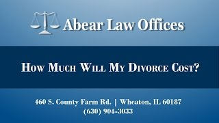 [[title]] Video - How Much Will My Divorce Cost?