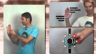 Теннис. Удар слева двумя руками. Урок 2 . Смена хватки.