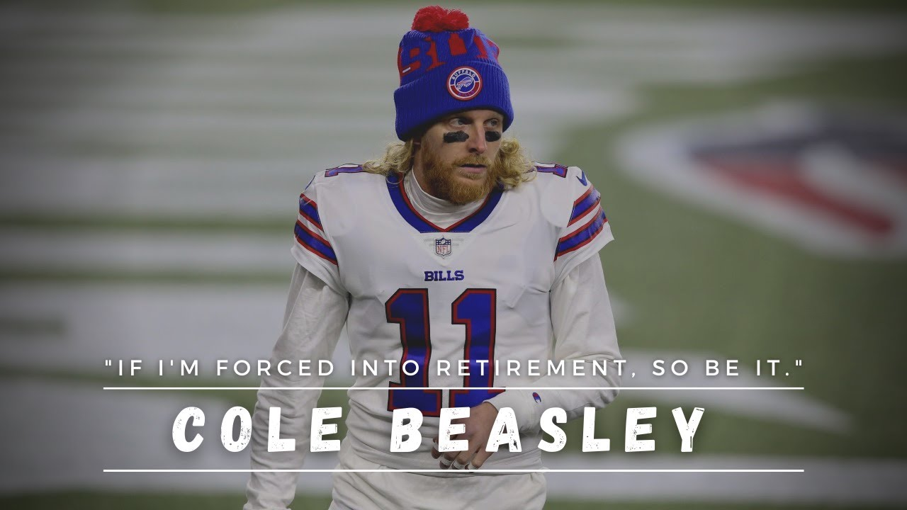 Bills' Cole Beasley says he may retire over NFL's new COVID ...