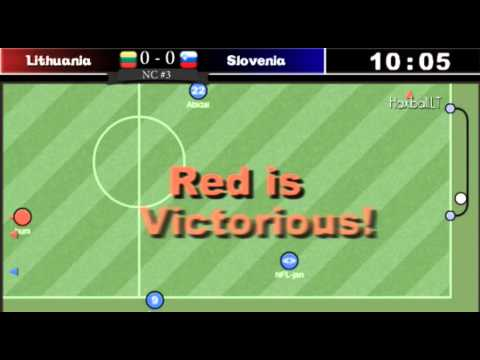 Lithuania 2-1 Slovenia #Nations Cup 13