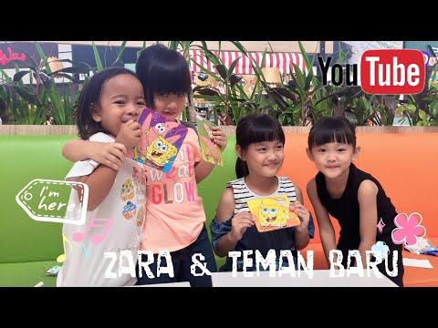 Senengnya ketemu penonton Zara Cute dari Batam 😍😍😍 Zara langsung akrab