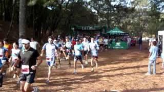 Duathlon Buff XC Series Etapa II Bosque de la Primavera Jalisco, Salida General