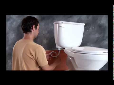 cómo sustituir manguera de abasto de inodoro - YouTube ee84e95c672d