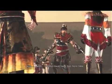 Dynasty Warriors 7 - The Death Of Sun Ce