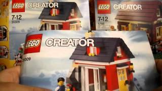 Лего обзор мини коттедж(, 2014-04-26T11:10:19.000Z)