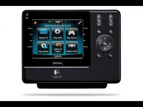 logitech harmony 1100 demo and review youtube rh youtube com Logitech Harmony 1100 Control Heater Logitech Harmony 1100 Advanced Universal Remote