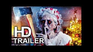MRS  CLAUS 2018 OFFICIAL TRAILER HORROR MOVIE HD TiDi Horror