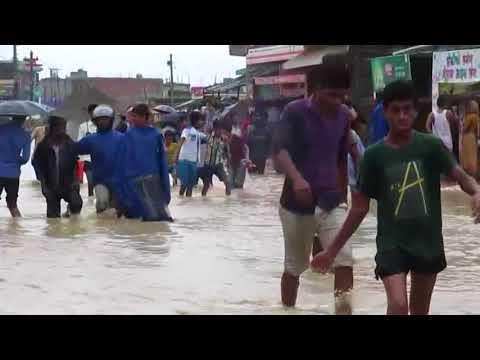 Flood in Birgunj