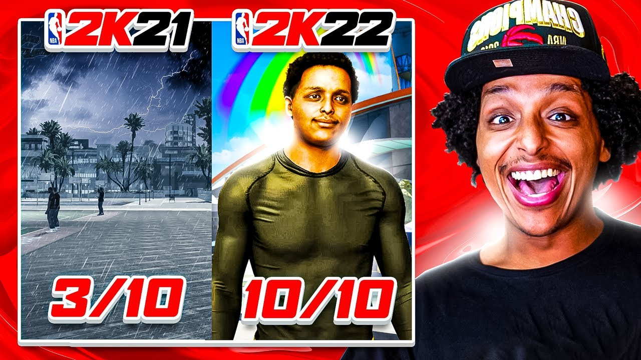 Download EVERYONE IS ENJOYING NBA 2K22... THIS IS WHY