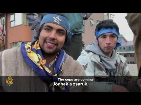 Activate - Chilei aktivisták a multik és földrablók ellen