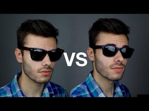 119978bfb New Wayfarer vs Original Wayfarer - YouTube