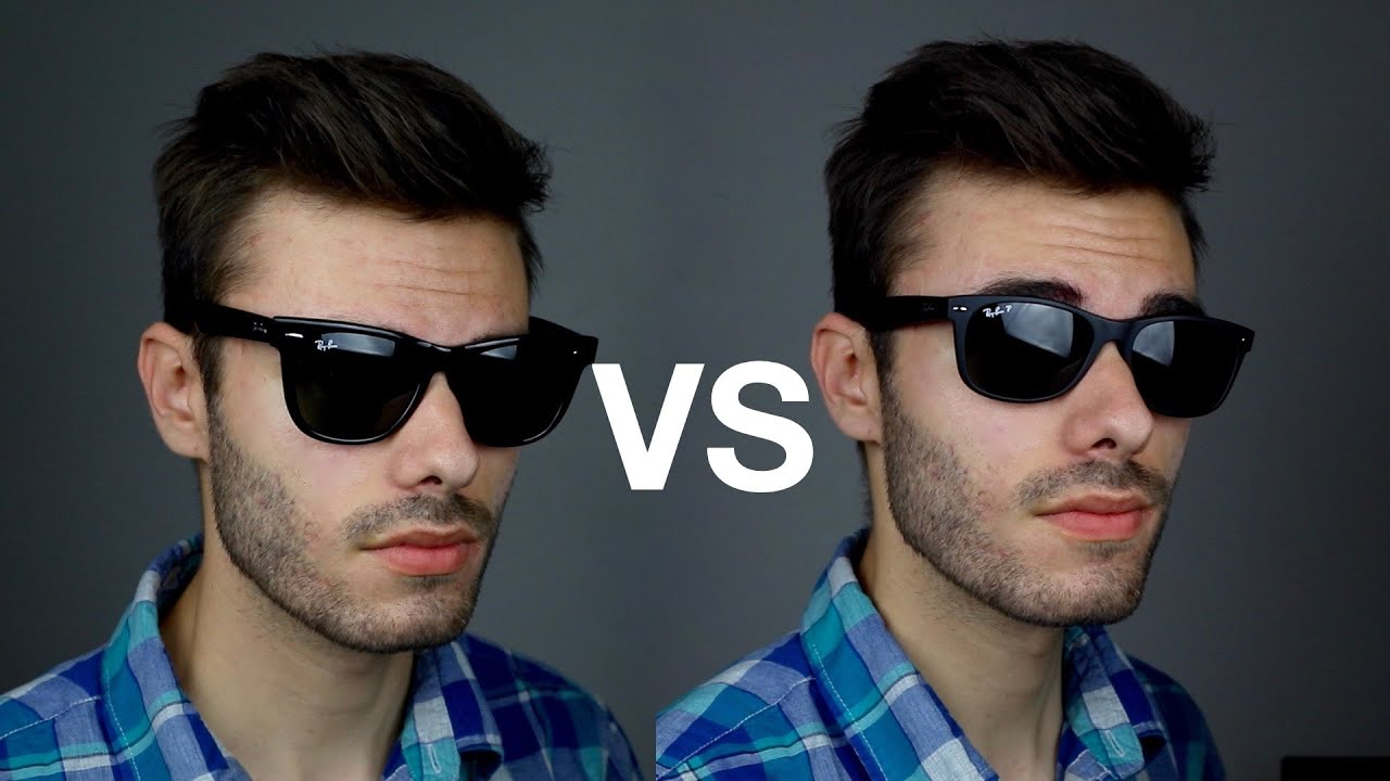 New Wayfarer vs Original Wayfarer - YouTube 4de70d348b