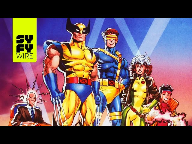 Did X-Men The Animated Series Give Birth To The MCU? | SYFY WIRE