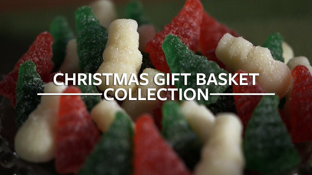 Christmas Gift Basket Collection by Harry & David - YouTube