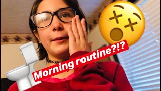 PRETEEN'S MORNING ROUTINE// She Can't Get Into The Bathroom!!!😧