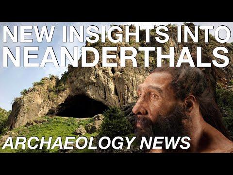 ARCHAEOLOGY NEWS - Neanderthal Cave Excavated // Shanidar / Human Evolution / Neanderthals