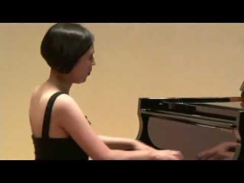 Caroline Fischer - Chopin: Fantaisie Impromptu op. 66 in C sharp minor (cis-Moll)