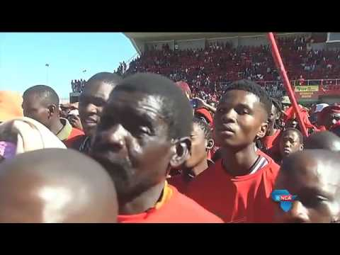 ANC neglecting the Freedom Charter - Malema