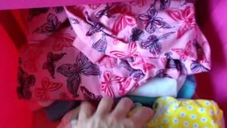 Организация и хранение детской одежды  | PolinaBond(Добро пожаловать на мой канал! Спасибо, что поддерживаете меня пальчиками вверх! ∙•❁Больше информации..., 2015-03-09T10:32:29.000Z)