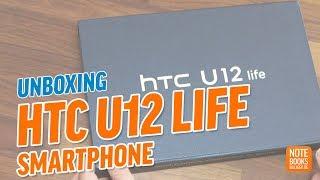 HTC U12 Life Unboxing und erster Eindruck - Deutsch / German