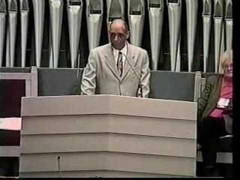 CCDA 2000: Preston Washington & Mary Nelson Sermon: Wednesday Evening Plenary