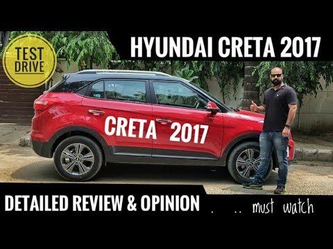 HYUNDAI CRETA 2017 FULL DETAILED REVIEW IN HINDI TEST DRIVE HONEST OPINION