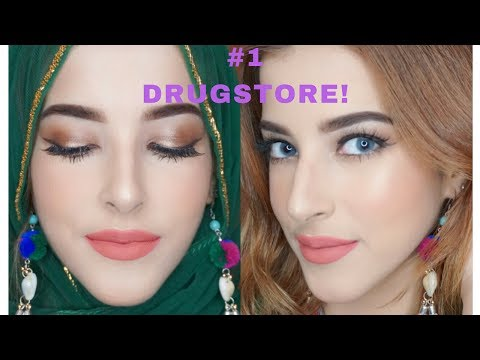 MAKEUP LEBARAN TANPA TOUCH UP ! (drugstore / affordable)