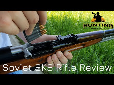 SKS Rifle Review