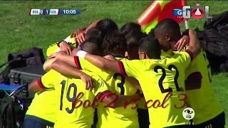 GOLES Y ALEGRÍAS CAMINO A RUSIA 2018 ( animo mi selección Colombia)