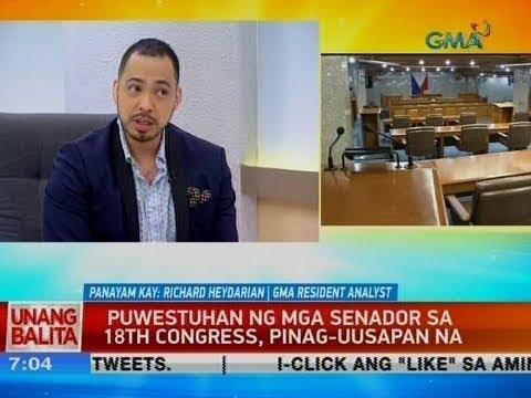 UB: Panayam kay Richard Heydarian, GMA Resident Analyst