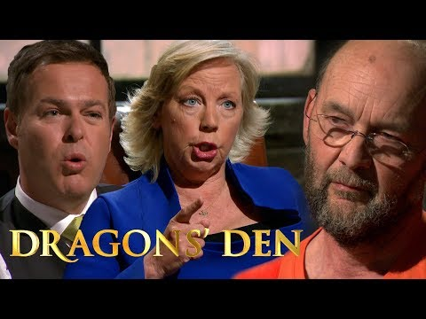 """""""We Would Kill Each Other""""   Dragon's Den"""